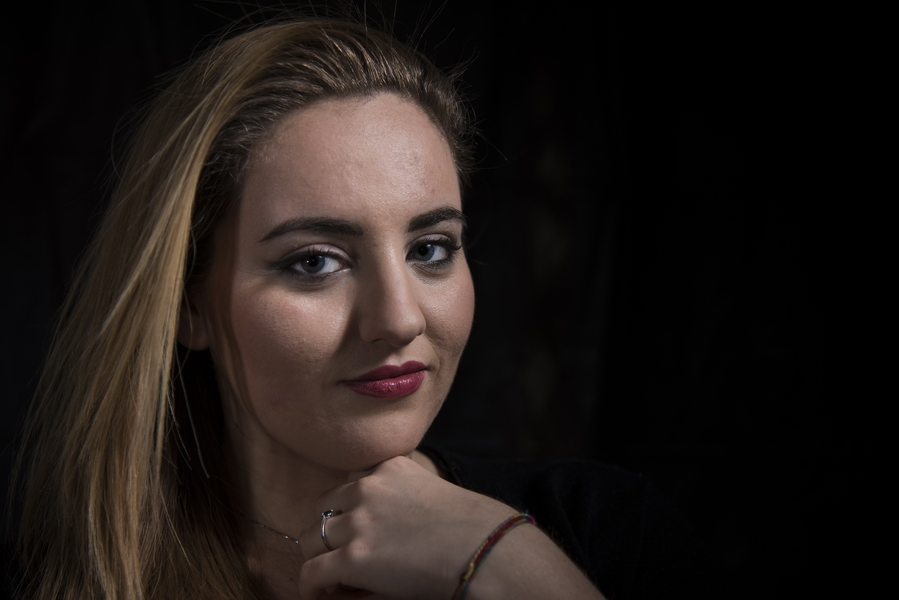 Portrait F - Giuseppe Pasquali Photographer 2017