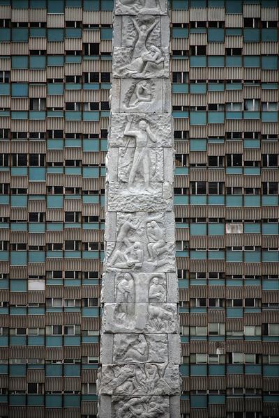 Ar 03 – MoCP – Giuseppe Pasquali – Marconi Obelisk – EUR – Rome